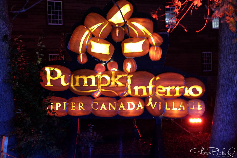 Pumpkin Inferno