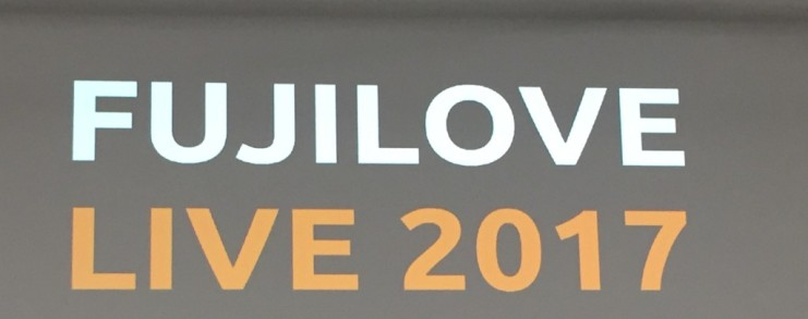 Fujilove Live New York 2017